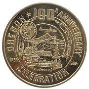 50 Cent - Oregon's County of Sunshine (Klamath County, Oregon) – avers