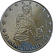 2 Euro de Beauvais [60] – avers