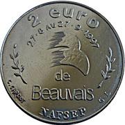 2 Euro de Beauvais [60] – revers