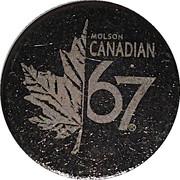 Token - Molson Canadian – avers