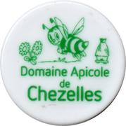 Jeton de chariot Domaine Apicole de Chezelles (vert) – avers
