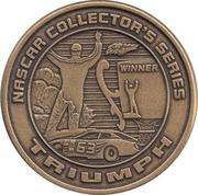 Token - Nascar Collectors Series (Triumph) – avers