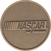 Token - Nascar Collectors Series (Pursuit) – revers