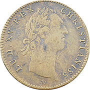 Jeton Louis XV - États d'Artois - COMITIA ARTESIAE – avers