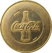Token - Coca-Cola – avers