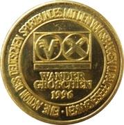 Wander Groshen (Volksbank and Raiffeisenbank) – revers