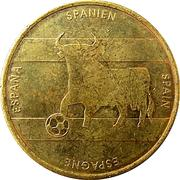 Token - 2006 FIFA World Cup (Spain) – avers