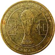 Token - 2006 FIFA World Cup (Spain) – revers