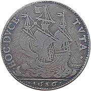 Cardinal de Richelieu 1636 – revers