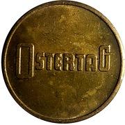 Safe deposit token - Ostertag – avers