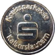 1 Taler - Kerwegeld (Kreissparkasse, Kaiserslautern) – avers