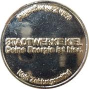 Token - Stadt Mark (Kiel) – avers