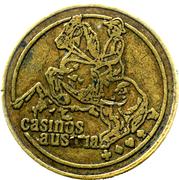 Token - Casinos Austria – avers
