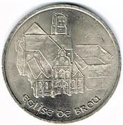 2 euro de Bourg-en-Bresse (01) – revers