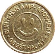 Buntenskamp Taler - Buntenskamp Apotheke (Geesthacht) – avers
