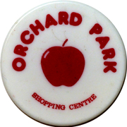 1 Dollar - Orchard Park (Kelowna, BC) – avers