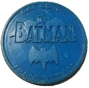 Bat Coins - Alfred – revers