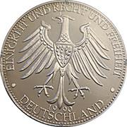 Jeton - Deutschland Einigkeit und Recht und Freiheit (Deutschland einig Vaterland) – revers