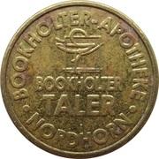 Bookholter Taler - Bookholter Apotheke (Nordhorn) – avers