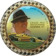 Token - Deutsche Formel 1 Piloten (Hans Heyer) – avers