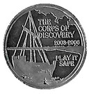 Token - U.S. Army Corps of Engineers (Lewis and Clark Bicentennial) – revers