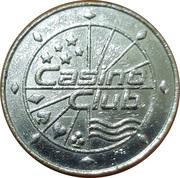 Jeton de casino - Casino Club (24 mm) – avers