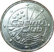 Jeton de casino - Casino Club (24 mm) – revers