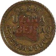 Jeton - Uzina Ribeirão (№ 100) – avers
