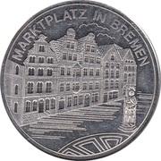 Token - 125 Jahre Bremer Bürgerparkverein – revers