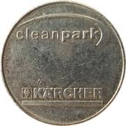 Jeton de lavage automobile - Kärcher Clean Park (Schleswig) – revers