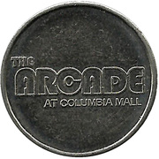 Jeton - The Arcade at Columbia Mall – avers