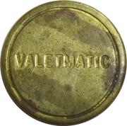 Token - Valetmatic – avers