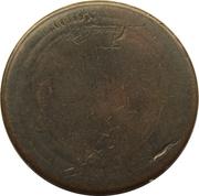 Blank Token (Copper; 21 mm) – avers
