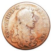 Token - Louis XIV (Factis Miracvla Firmat) – avers