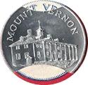 Jeton - Sunoco Landmarks of America (Mount Vernon; Instant Winner) – avers