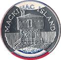 Jeton - Sunoco Landmarks of America (Mackinag Island) – avers
