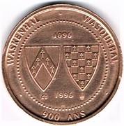 2 euro - Wasquehal (59) – revers