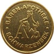 Bonus Taler - Bären Apotheke (Schwarzenbek) – avers