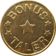 Bonus Taler - Bären Apotheke (Schwarzenbek) – revers