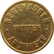 Bonus Taler - Regenbogen Apotheke (Witten) – avers
