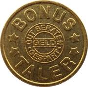 Bonus Taler - Regenbogen Apotheke (Witten) – revers