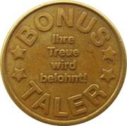 Bonus Taler - Barbara Martins Nilkola Apotheke (Landshut) – revers
