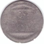 Luggage Storage Token - MPS Dop-3 (Kislovodsk) – revers