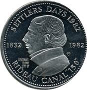 Smiths Falls Dollar – avers