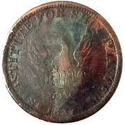 Hard Times Tokem - 1837 May Tenth – avers