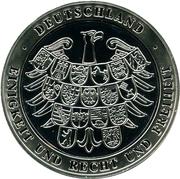 Token - Deutschland (Legends of military equipment - Enigma machine) – revers