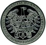 Token - Deutschland (Legends of military equipment - Radars) – revers