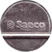 Coffee Machine Token - Saeco – avers