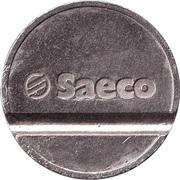 Coffee Machine Token - Saeco – revers