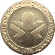 Jeton - Edmonton (Home of the Commonwealth Games) – avers